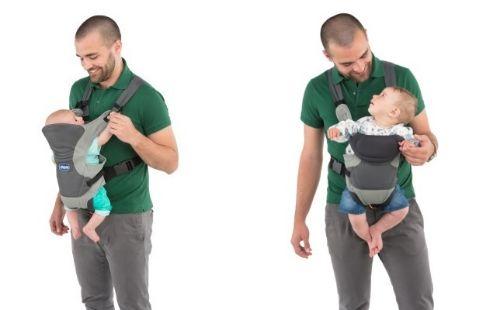 Porte bébé chicco neuf