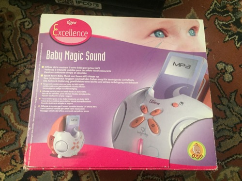 Tigex baby magic sound and music