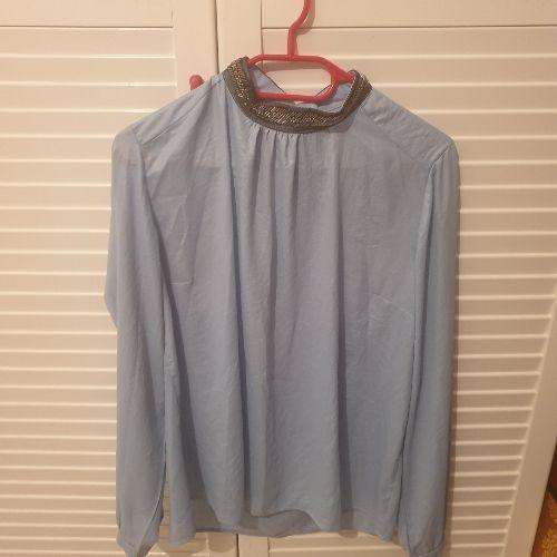 Bleu 3al gris Claire