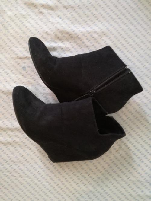 Chaussure compensé