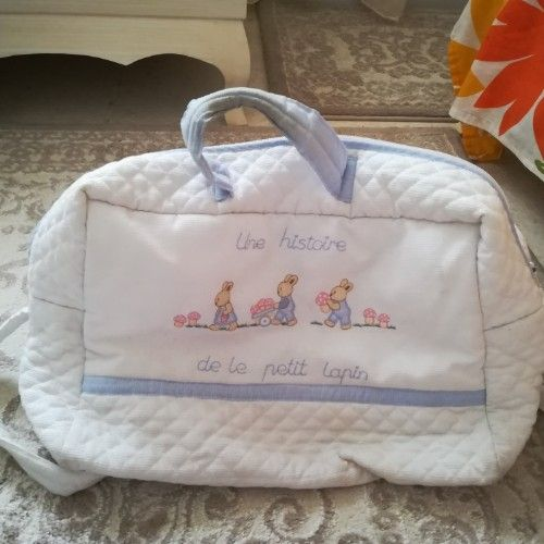 Lots de sac de bebe avec pochette