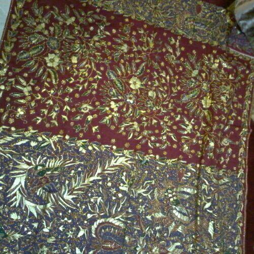 Tissu importé de l Indonésie c est original