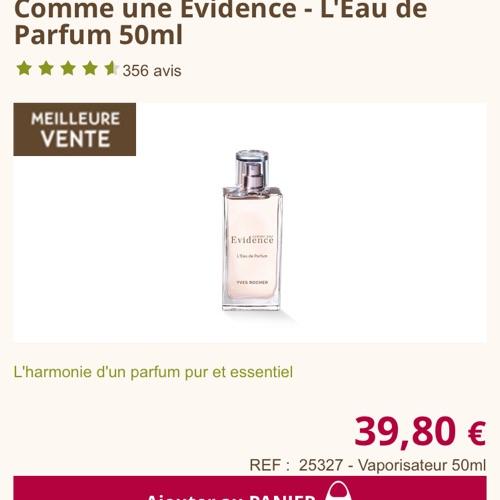 Parfum Pour Femmes Yves Rocher Taille Taille Unique Dabchycom