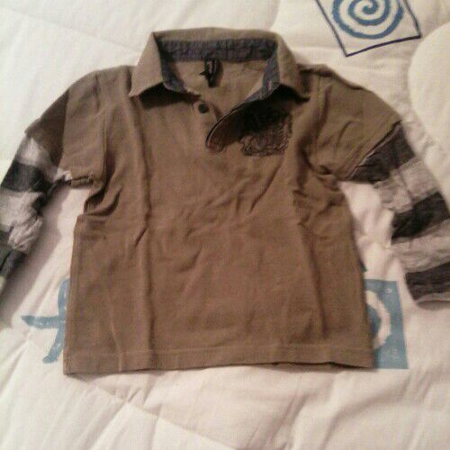 T shirt pour garcon neuf