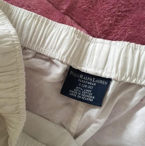 Bas de pyjama ralph lauren