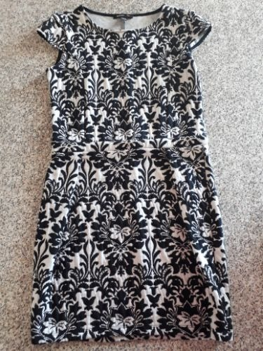 MNG Robe en coton à imprimé floral