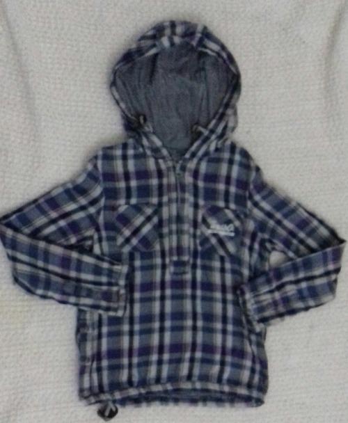 Chemise à carreaux de la marque Posh
