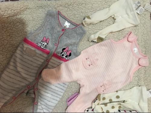 Lot de 8 piéces pour bébé fille