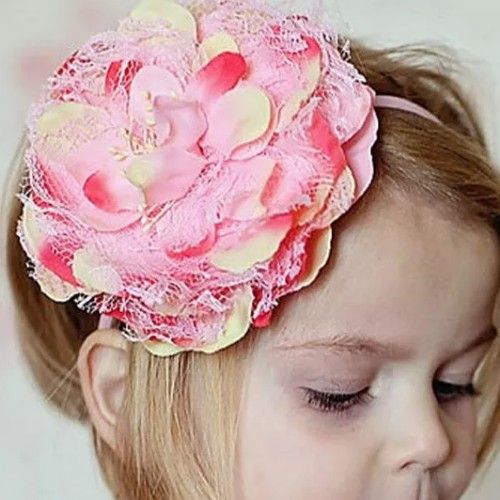 Bandeau pour cheveux enfant fille