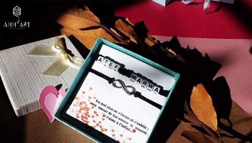 Cadeau saint Valentin personnalisé