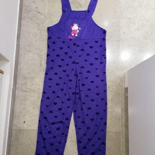 Salopette pyjama