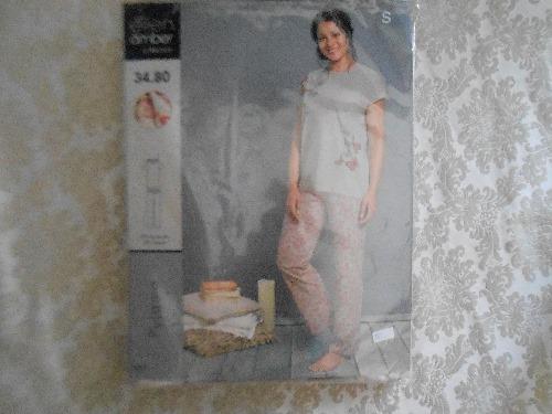 Pyjama taille S neuf 100% coton